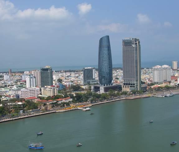 Hai bên bờ sông Hàn - Đà Nẵng đang được xem xét quy hoạch lại.