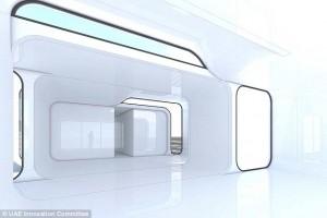 Bên trong tòa văn phòng đầu tiên trên thế giới bằng in 3D