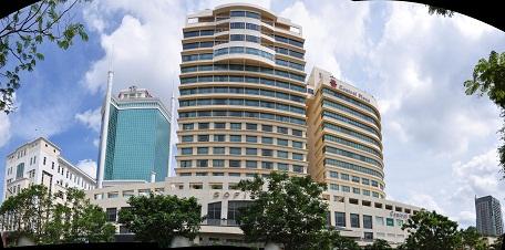 Chung cư cao tầng trung tâm Q1 Tp.HCM