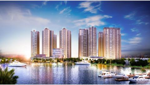 Mở bán giai đoạn 3 dự án Goldmark City