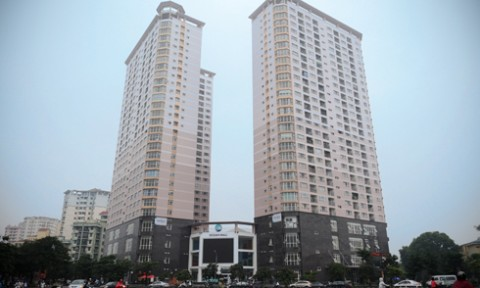 Căn hộ cao cấp mở bán nhiều gấp 3 lần tại Hà Nội