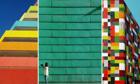 Kiến trúc đầy sắc màu của Istanbul