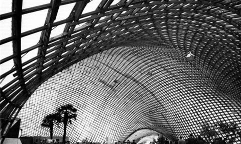 Frei Otto và tầm quan trọng của sự thử nghiệm trong kiến trúc