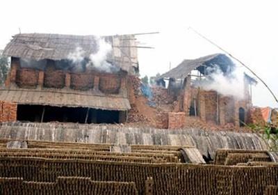 Quảng Nam: Xóa bỏ các lò gạch thủ công vào cuối năm 2015
