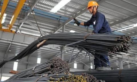 Nhập khẩu thép tăng mạnh: Vấn đề đáng quan ngại