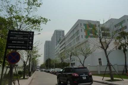 Thị trường BĐS Hà Nội: Giá căn hộ tăng – Giá văn phòng, mặt bằng giảm