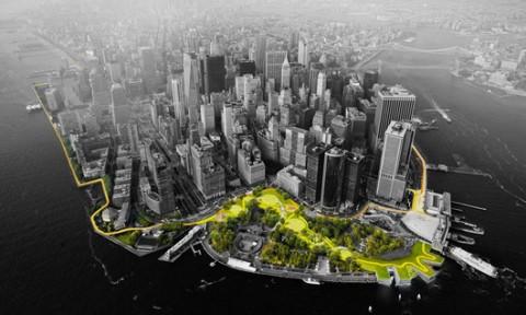 6 kiến trúc tuyệt vời bảo vệ thành phố ven biển khỏi bão lũ