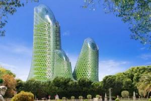 Ý tưởng về thành phố Paris hiện đại, thân thiện với môi trường vào năm 2050