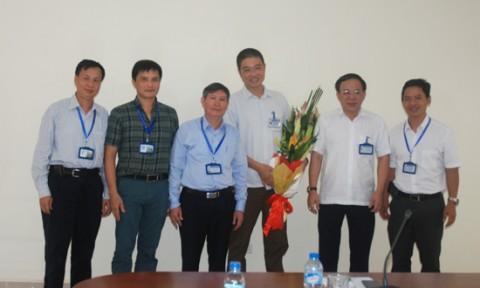 Công bố Quyết định thành lập Khoa Nội thất và Mỹ thuật công nghiệp trực thuộc Trường Đại học Kiến trúc Hà Nội
