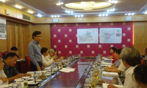 Thẩm định Đồ án Quy hoạch chung đô thị Bắc Ninh đến năm 2030, tầm nhìn đến năm 2050