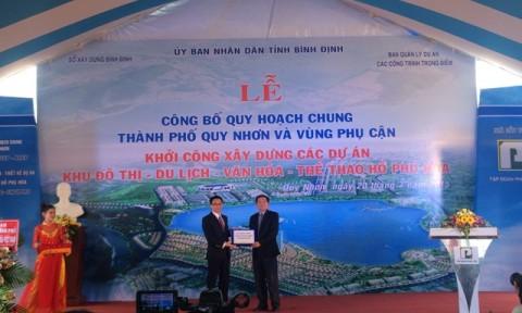 Điều chỉnh quy hoạch chung Thành phố Quy Nhơn và vùng phụ cận đến 2035, tầm nhìn 2050