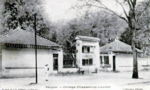 Trường học cổ nhất Sài Gòn sẽ được cải tạo