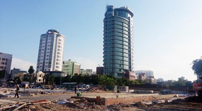 Đà Nẵng đang rốt ráo kiểm tra lại lượng quỹ đất quy hoạch trên địa bàn. Ảnh:NDH