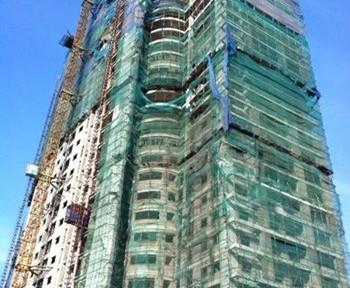 Chuyện lạ ở Hà Nội: Dự án không phép càng xây càng cao
