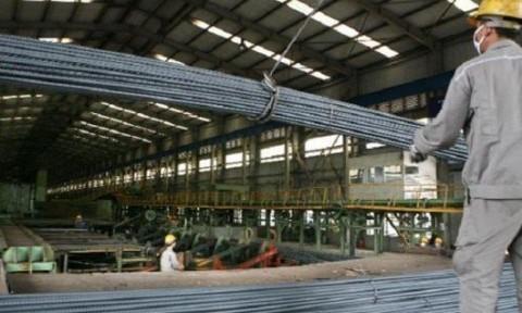Chi 2,44 tỷ USD nhập 5 triệu tấn sắt thép từ Trung Quốc
