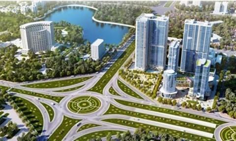 Phê duyệt quy hoạch khu chức năng cây xanh, hồ điều hòa phường Mễ Trì