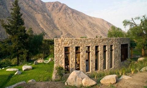 Chontay House – sự kết hợp hài hòa giữa kiến trúc và cảnh quan