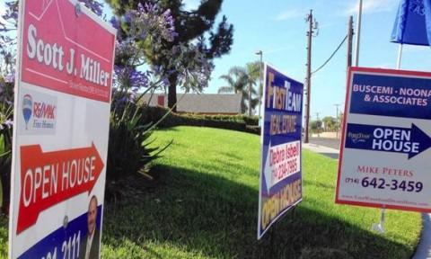Doanh số bán nhà tại Mỹ tăng trở lại