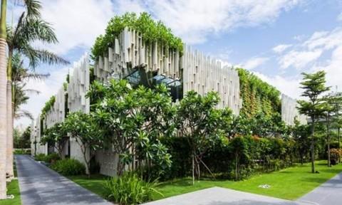 Những công trình kiến trúc tại Việt Nam nổi bật trên báo nước ngoài