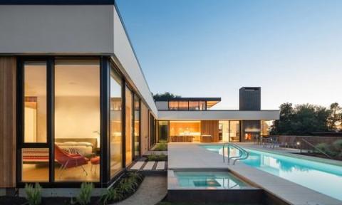Cấu trúc hiện đại hòa cùng tính năng thân thiện với môi trường