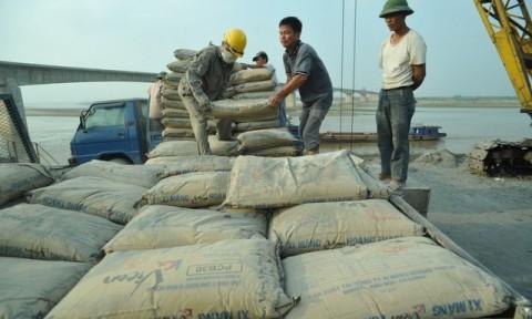 Xuất khẩu xi măng của Việt Nam giảm 26,5%
