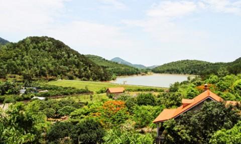 Hà Nội: Duyệt quy hoạch Khu du lịch văn hóa Sóc Sơn khu III