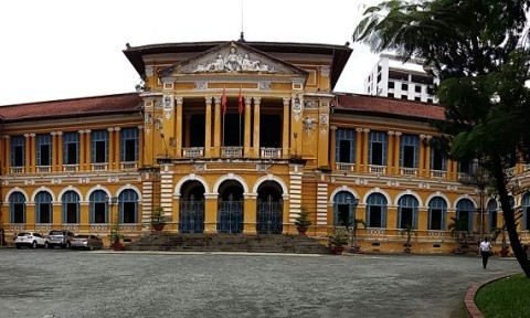 Trùng tu TAND TP.HCM: Giữ nguyên kiến trúc cổ