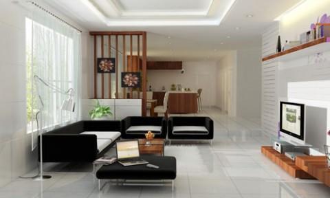 Tài chính eo hẹp nên thiết kế nội thất như thế nào?