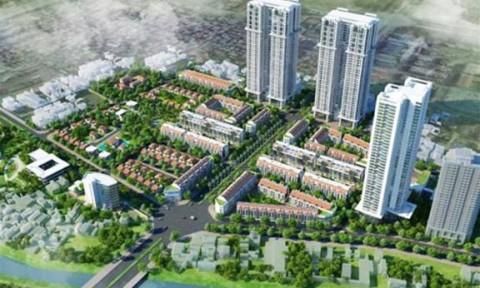 Gần 5.000 tỷ đồng xây dựng khu chức năng đô thị Thành phố Xanh