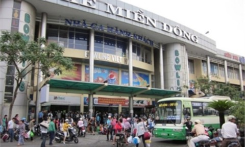 4.000 tỷ đồng xây bến xe lớn nhất Sài Gòn