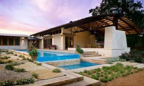 20 phong cách thiết kế cảnh quan hồ bơi