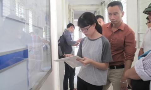 1.994 thí sinh đã trúng tuyển Trường Đại học Kiến trúc Hà Nội