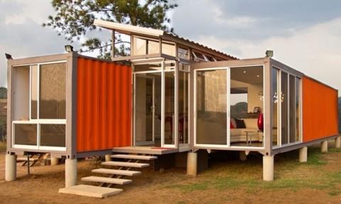 Những ngôi nhà container đẹp nhất hành tinh