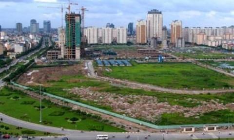 Sẽ thu hồi những dự án chậm triển khai để hoang hóa