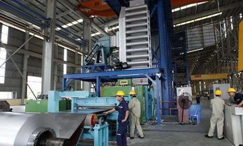 Sản xuất thép đạt kỷ lục, tiêu thụ tăng 28%