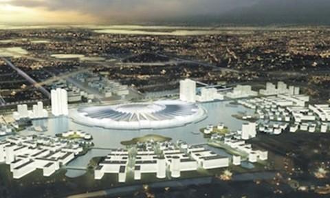 Quy hoạch xây dựng Trung tâm triển lãm quốc gia mới