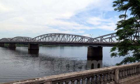 Hàn Quốc tài trợ 6 triệu USD cho dự án quy hoạch hai bờ sông Hương