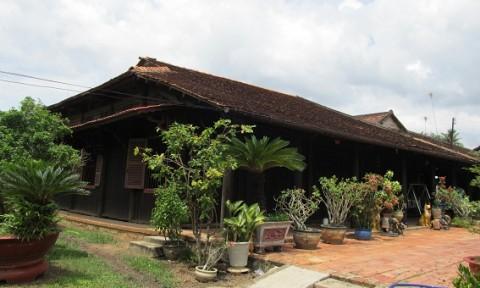 Bảo tồn và phát huy các giá trị kiến trúc – cảnh quan Làng cổ Phú Hội trong tiến trình phát triển