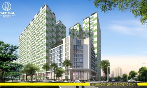 Đất Xanh phân phối căn hộ Đạt Gia Residence