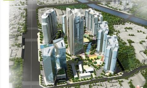 Hà Nội: Duyệt quy hoạch 1/500 khu đất vàng 233 – 235 Nguyễn Trãi