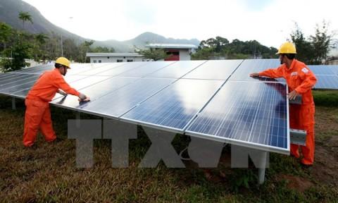 Doanh nghiệp Hàn muốn xây nhà máy điện Mặt Trời tại Cần Thơ