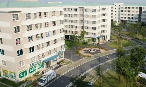 Thành phố Hồ Chí Minh bán được 50% số căn hộ chuyển thành nhà ở xã hội
