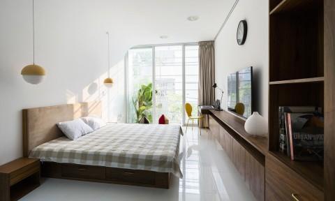 House 304: Cây xanh và ánh sáng/Kiến trúc O