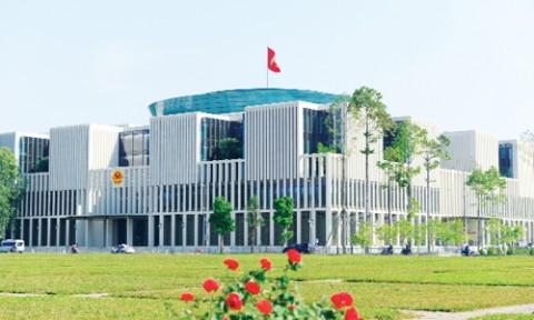 Công trình Nhà Quốc hội: Huy động sức mạnh toàn ngành Xây dựng