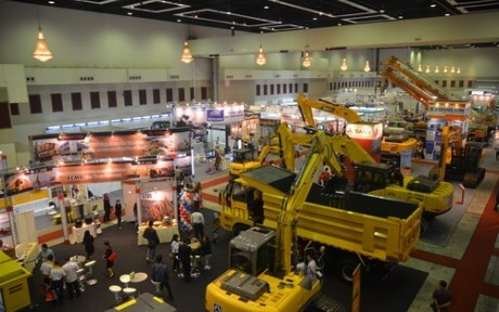 Triển lãm thương mại Build Tech Asia 2015