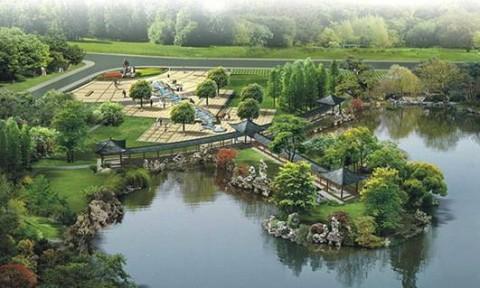Thúc tiến độ hai dự án khu công viên phía Tây Nam Hà Nội