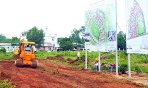 """Gần 100 dự án bất động sản """"vây quanh"""" Sân bay Long Thành"""