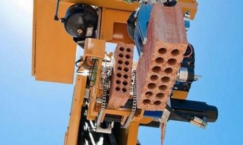 Robot có thể đảm nhận công việc xây dựng thay thế con người?