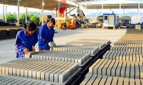Khuyến khích sử dụng vật liệu xây dựng thân thiện với môi trường