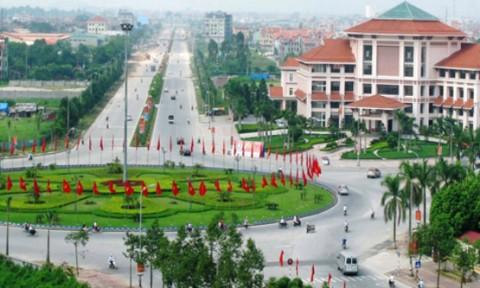 Phát triển đô thị Bắc Ninh theo 3 hành lang, 4 phân khu